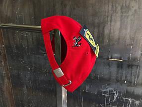 Кепка мужская Puma Ferrari, фото 2