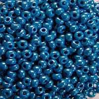 Чешский бисер для рукоделия Preciosa (Прециоза) оригинал 50г 33119-38220-10 синий