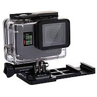 Металлическое боковое крепление для GoPro на ружье, фото 1