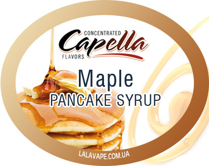 Ароматизатор Capella Maple (Pancake Syrup) (Кленовый сироп)