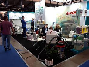 Участие в выставке  23-25 мая - АвтоТехСервис 2018. Презентация продуктов для мойки автомобиля итальянского бренда SIPOM -1