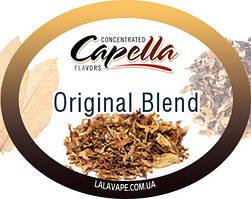 Ароматизатор Capella Original Blend (Оригинальная смесь табака)