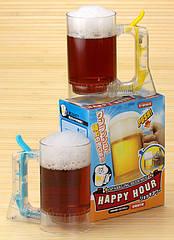 """Кружка """"сделай пену"""" ( Happy hour mug )"""