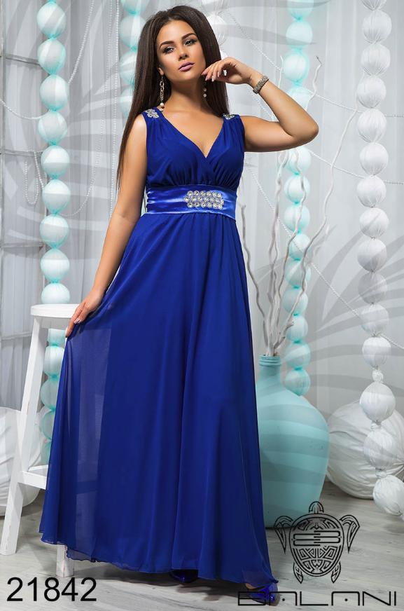 7a5208b90e7 Красивое вечернее платье в пол недорого в Украине России интернет-магазин (  р. 48