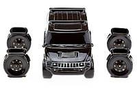 Коньячный набор Hummer (Хаммер), 5 предметов