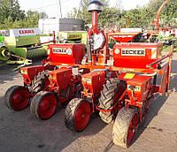 Сеялка кукурузная на 4 рядка Becker Aeromat