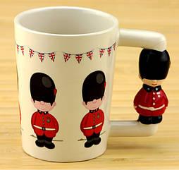 Чашка London Holiday Soldier
