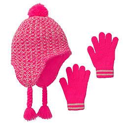 Набор шапка и перчатки ТМ Carters (Картерс)