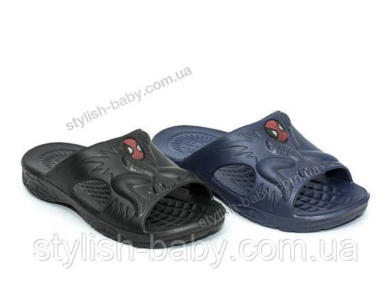 Дитяча колекція літнього взуття 2018. Дитячі капці бренду Luck Line для хлопчиків (рр. з 31 по 36), фото 2