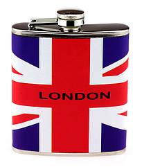 Фляга LONDON - флаг