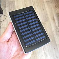 Power Bank Solar Smart 32 000 mAh Солнечное зарядное повер банк внешний аккумулятор