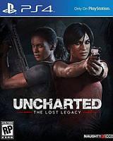 Uncharted: Утраченное наследие (Недельный прокат аккаунта)