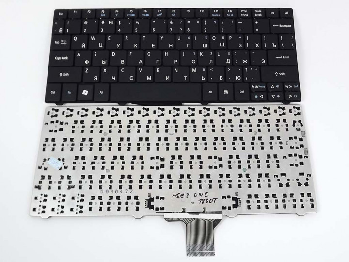 Клавиатура Acer Aspire 721, 722, 751H, 752, 753 Timeline 1810T, 1830T, 1410