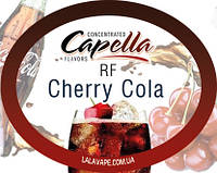 Ароматизатор Capella RF Cherry Cola (Кола с вишней RF)