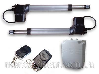 Автоматика Gant GSW3000 - комплект приводов для распашных ворот