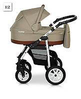Детская коляска 2 в 1 Verdi Laser