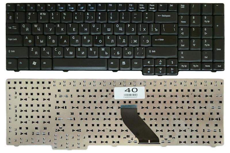 Клавиатура Acer Aspire 9510