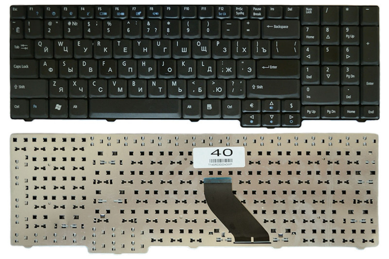 Клавиатура Acer eMachines E528