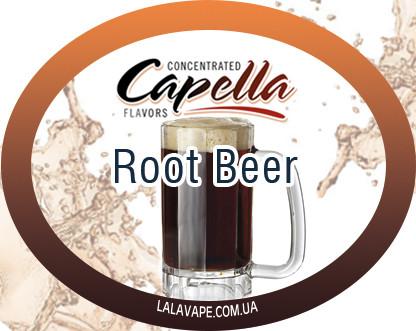 Ароматизатор Capella Root Beer (Рутбир, Корневое пиво)
