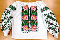 ШВЖ-39. Пошита жіноча блузка
