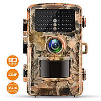 Фотоловушка Campark ночное видение 23м. 12MP IP56   HD 1080P, фото 1