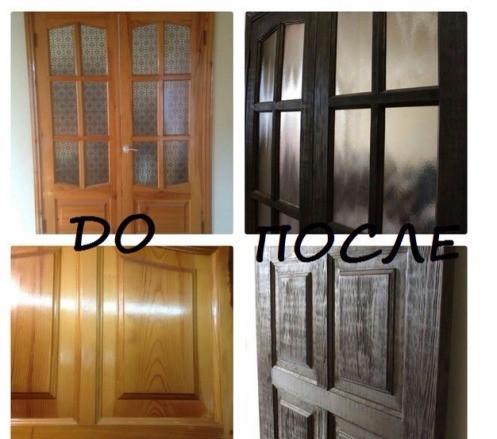Відновлення та реставрація дверей