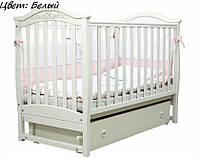 Детская кроватка Верес ЛД3 Соня( без колес, без ящика)