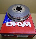 Тормозной барабан задний Samand Cifam 1шт, фото 3