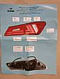 Фонари задние диодные Lexus IS (05-13), фото 10
