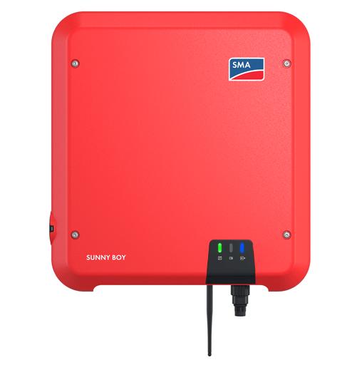 SMA Sunny Boy 4.0 сетевой солнечный инвертор (4 кВт, 2 МРРТ, 1 фаза)