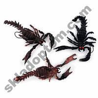 Резиновый скорпион