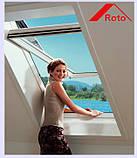 Roto Designo R7 WDF R75K (ПВХ) с поднятой осью в 3/4 поворота створки , фото 7
