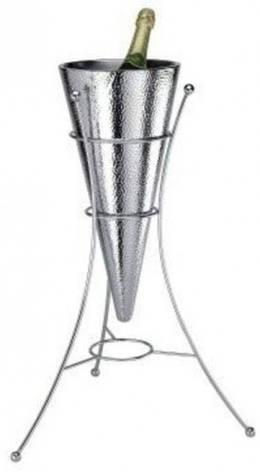 Подставка нержавеющая для вина на стойке (набор), фото 2