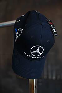 Кепка мужская Mercedec-Benz. Т.Синий