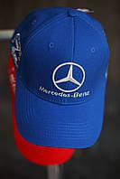 Кепка мужская Mercedec-Benz.Черная