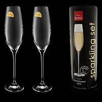 Бокал для шампанскогоанского 210 мл, 2 шт. Sparkling set, Rona