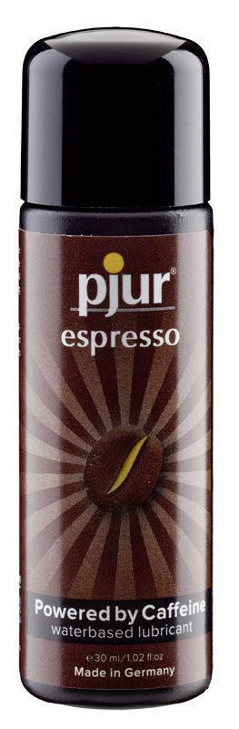 Смазка на водной основе Pjur Espresso