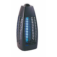 Ловушка для комаров, мух, ультрафиолетовая лампа, светильник DELUX AKL-12 1*6Вт Делюкс