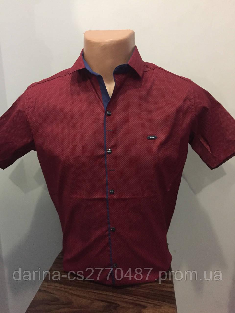 Летняя мужская рубашка S