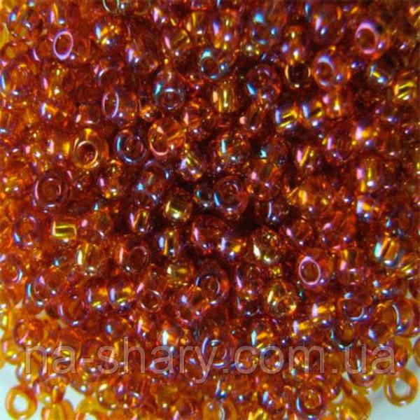 Чешский бисер для рукоделия Preciosa (Прециоза) оригинал 50г 33119-11090-10 золотистый