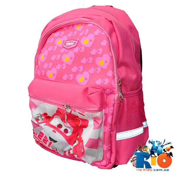 """Школьный рюкзак """"Mimio"""", размер 40 х 30 см, для девочек (1ед в уп)"""