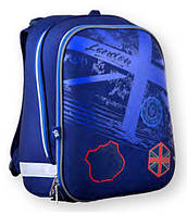 Школьный  каркасный  рюкзак YES  H-12 Route 66  для мальчика, фото 1
