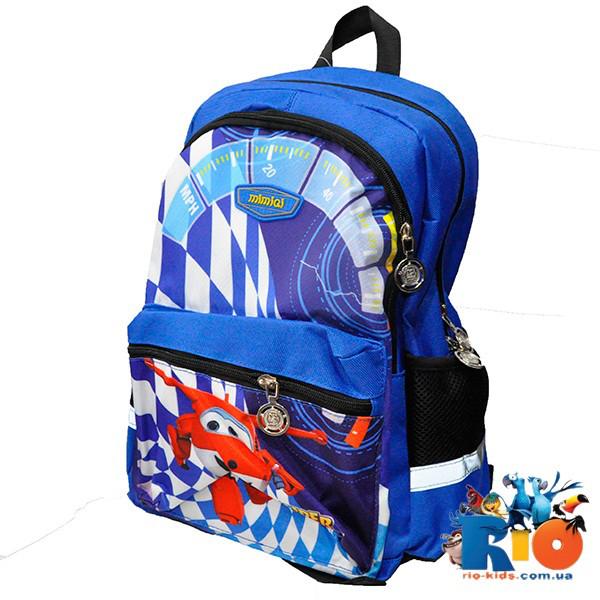 """Школьный рюкзак """"Mimio"""", размер 40 х 30 см, для мальчиков (1ед в уп)"""