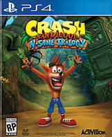 Crash Bandicoot N. Sane Trilogy (Тижневий прокат запису)