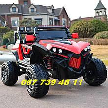 Джип М 3804 EBLR -3  детский электромобиль Buggy