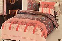 постельное белье ELWAY (размер Евро) 5017