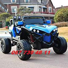 Джип М 3804 EBLR -4  детский электромобиль Buggy