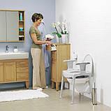 Стілець / Крісло для прийняття душу Etac Swift Shower Stool/Chair, фото 7