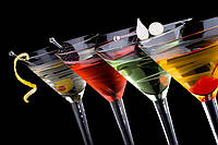 Фотообои ArtWalls Фотообои: Праздничные коктейли FAD-042 Глянец