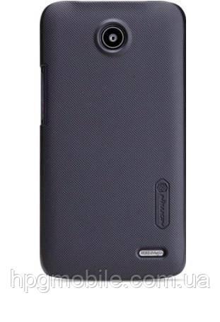 Чехол для Lenovo A820 - NILLKIN Super Frosted Shield (пленка в комплекте)